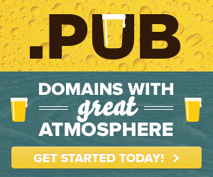 dot pub domain registration